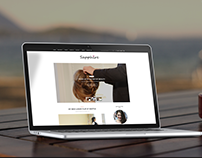 Sapphire – Clean & Responsive WordPress Blog Theme