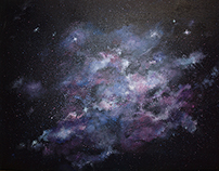 To The Limit: Space Inspired Paintings