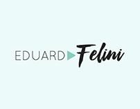 Eduardo Felini (identidade visual e youtube)
