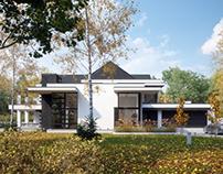 AUTUMN HOUSE (vis. for lk-projekt.pl)