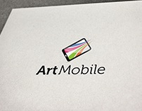 Art Mobile | Logo Template