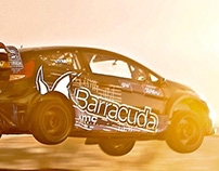 Rally Car Design (Sports Branding)
