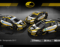 2017 Super TC2000 Renault Fluence - Ambrogio Racing