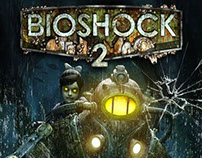 Bioshock 2 Multiplayer - UI & UX Design