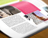 Diagramação - Revista Weekend Edição 321