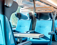 "BOMBARDIER - Intercity Trains ""Omneo Premium"" Normandy"