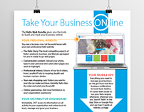 Take Your Business Online Flyer