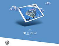Bluewaters_Dubai // Real Estate Application // iOS