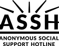 Anonymous Social Support Hotline