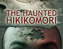The Haunted Hikikomori - Book Cover Art