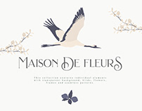 Maison de Fleurs Collection
