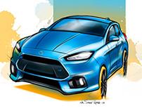 Focus RS sketch