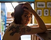 Isabela  Nishijima - Ensaio Fotográfico