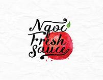 Thiết kế Logo Ngọc Fresh Sauce