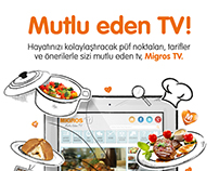 MİGROS TV RE-LANSMAN