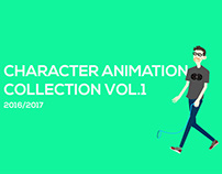 Character Animation Collection Vol. 1
