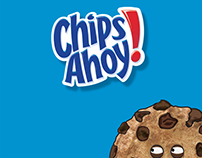 Chips Ahoy! Social Content