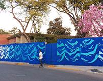 Mural en San Juan