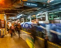 Transports en commun à Montréal