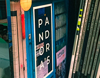 Pandora's Box Creative Magazine