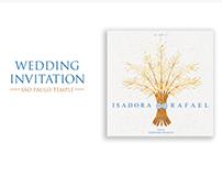 Wedding invitation São Paulo BR