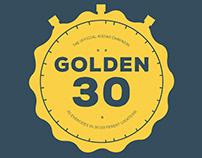 Adidas x Golden 30
