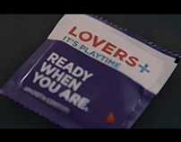 Lovers+ Condoms | April Fool' Day Case Study