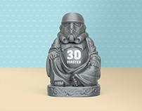 3D MASTER Identity