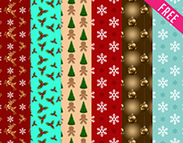 Free 9 Christmas Patterns