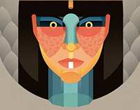 Cleopatra for  Rock Paper Books