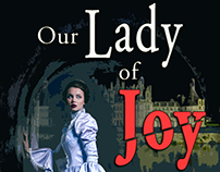 Book covers for Our Lady of Joy (YA epic fantasy)