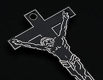Electronic Crucifix