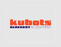 Kubots - Blackest & Lightest