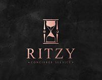 Logo Design for Ritzy Concierge Service