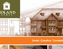 Postcard: Noland Homes