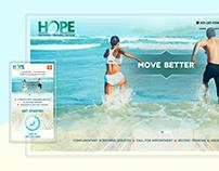 Hope Miami Physical Rehabilitation (Web Design)