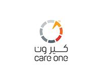 CareOne | Brand & Identity | KSA