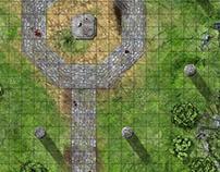 RPG - Tabletop Maps