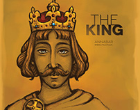 Illustration - The King with Gold