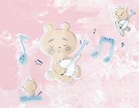 Ujo y la música