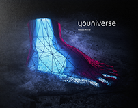 "Renato Ratier ""Youniverse"" Album Artwork"