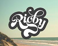 """Rigby"" Logo Design"