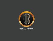 Begal Mining Logo Job