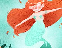 Mermay illustrations