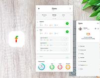 Fitatu App Redesign