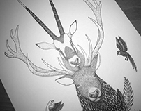 Totem // Oryx & Wapiti