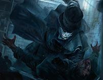 """""""ACS : Jack the Ripper"""" // Ubisoft (2015) #1"""