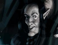Dark Fairy Godmother
