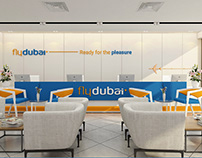 Fly Dubai - Erbil Office