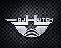 DJ Hutch Logo